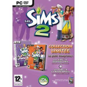 Les Sims 2 : Quartier Libre + Les Sims 2 : Bonne affaire ! - Pack d'extensions du jeu [PC]
