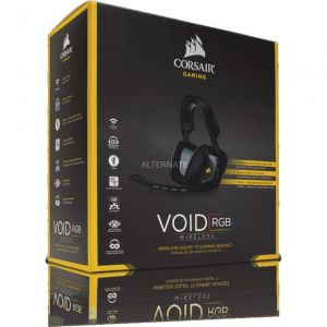 Corsair VOID Wireless 7.1 - Casque-micro Gaming 7.1 sans fil Dolby