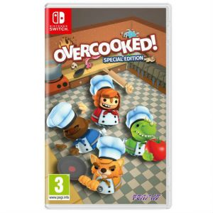 Overcooked sur Switch