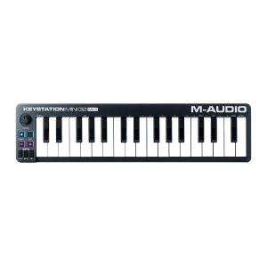 M-Audio Keystation Mini 32 MK3 clavier USB/MIDI 32 touches