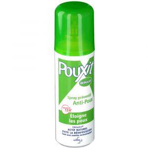 Cooper Pouxit - Répulsif spray préventif anti-poux
