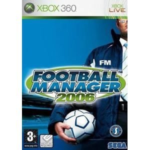 Football Manager 2006 [XBOX360]