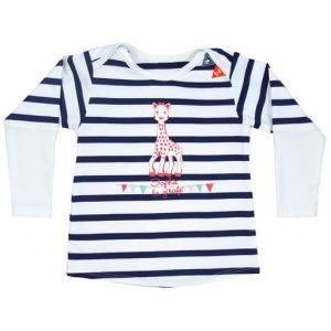 Mayoparasol Tee-shirt anti-UV manches longues Sophie la Girafe