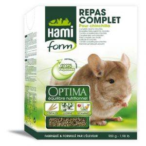 Hamiform Repas complet chinchilla 1kg
