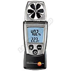 Testo 410-2 - Thermo-anémomètre avec controle d'humidité