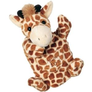 Histoire d'ours Marionnette Girafe 25 cm