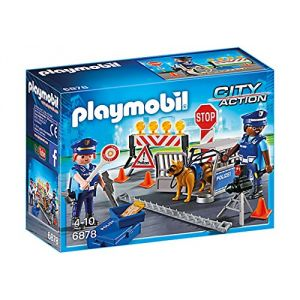 Playmobil 6878 City Action - Barrage