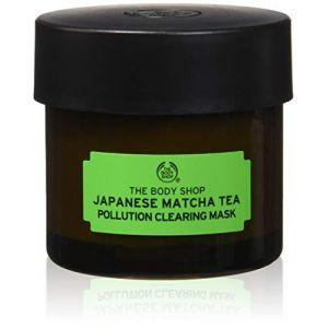 The Body Shop Masque au thé vert Matcha du Japon