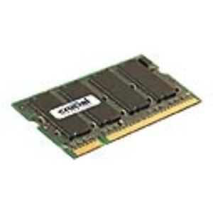 Crucial CT12864AC667 - Barrette mémoire 1 Go DDR2 667 MHz SoDimm 200 broches