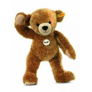 Steiff Peluche Ours Teddy Happy brun clair