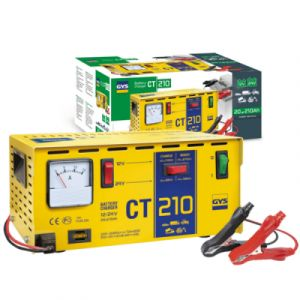 GYS Chargeur traditionnel CT 210