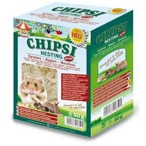 Chipsi Litière pour rongeur nesting active 50 g
