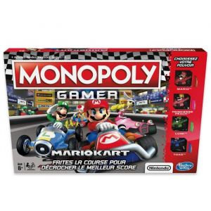 Hasbro Monopoly Gamer - Mario Kart