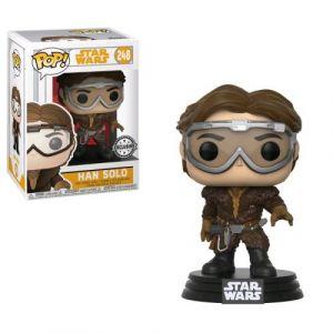 Funko Figurine Toy Pop N°248 - Star Wars - Han Solo