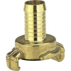 """Gardena Pièce de raccordement rapide en laiton, pour tuyaux de 32 mm (1 1/4"""""""") 7104-20"""