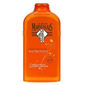 Le Petit Marseillais Nutrition - Douche huile de soin Huile d'Argan & Fleur d'Oranger