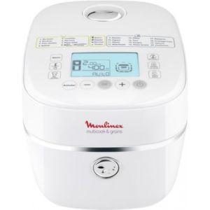 Moulinex MK900100 - Multicuiseur Multicook & Grains 82 programmes
