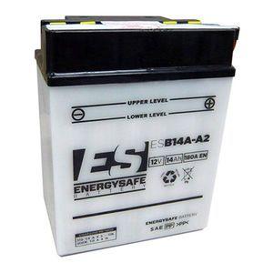 EnergySafe Batterie YB14-A2 avec acide