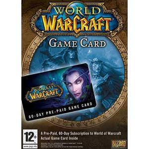 World of Warcraft - Carte Pré-Payée 60 Jours [PC]