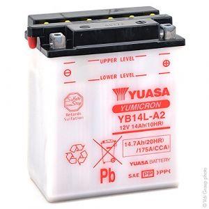 Yuasa Batterie moto YB14L-A2
