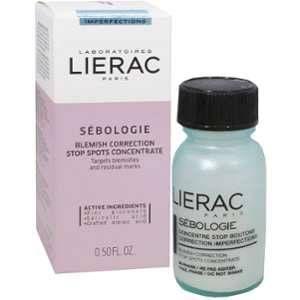 Lierac Sébologie - Concentré stop boutons correction imperfections