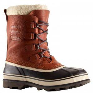 Sorel Botte de neige Caribou Wool coloris brun pointure 8/41