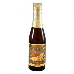 BR ERIE LINDEMANS Pec resse Bière Blonde Aromatisée 25 cl 2,5 %