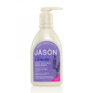 Jason Calming Lavender Pure Natural - Crème nettoyante à la lavande