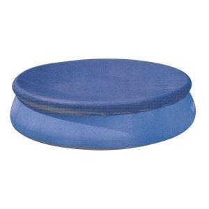 Intex 58920 - Bâche de protection Ø 4,24 m pour piscine autostable ronde Ø 4,57 m