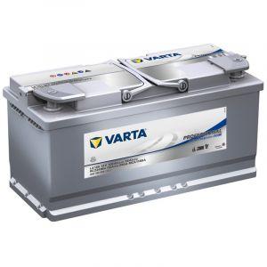 Batterie VARTA 105Ah-950A Professional Dual Purpose AGM réf. LA 105