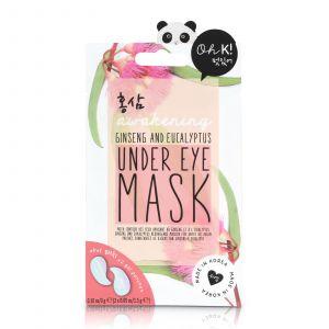 Oh K! Awakening ginseng and eucalyptus Under Eye Mask
