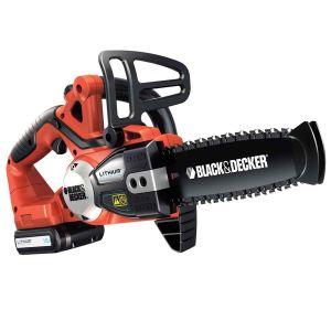 Black & Decker GKC1820L - Tronçonneuse sans fil 18V