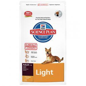 Hill's Light Adult Chicken - Sac 12 kg