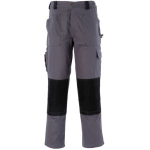 Dickies Pantalon gris / noir - Grafter Duo Tone 290 - Taille - 38