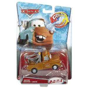 Mattel Cars - Voiture Color Changers - Brand Me