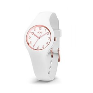 Ice Watch Montre Femme Glam White Rose Gold XS 015343