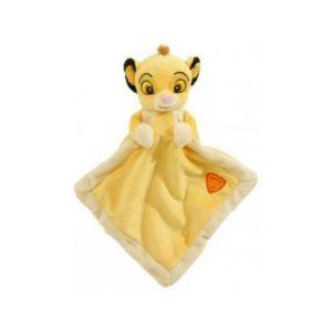 Nicotoy Peluche Disney Simba Le Roi Lion