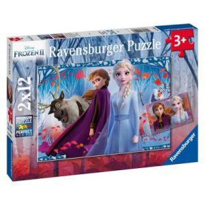 Ravensburger 2 Puzzles - La Reine des Neiges II