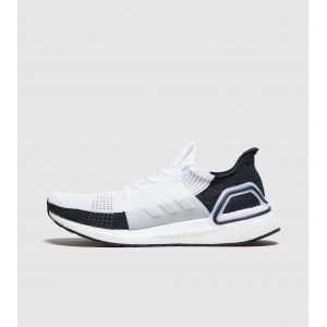 Adidas Ultra Boost 19 White White Grey Two 46