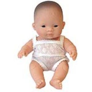 Miniland Baby Poupon garçon asiatique (21 cm)