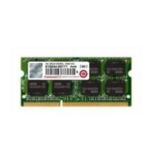 Transcend TS512MSK64W6N - Barrette mémoire 4 Go DDR3L 1600 MHz SODIMM