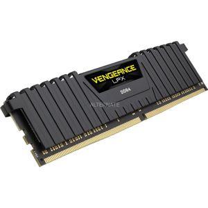 Corsair CMK32GX4M2B3200C16 - Barrette mémoire Vengeance LPX 32 Go (2x 16 Go) DDR4 3200 MHz CL16