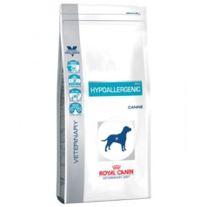 Royal Canin Veterinary Diet Dog Hypoallergenic DR21 14kg - Croquettes pour chien