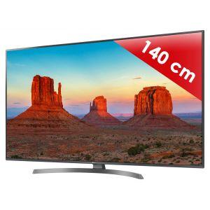 LG 55UK6750 - Téléviseur LED 139 cm 4K UHD