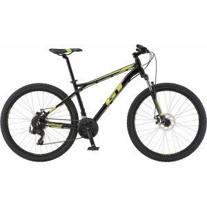GT Bicycles VTT GT Aggressor Sport Noir Satin/Blanc - L