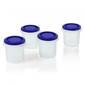 Miniland Baby 4 boîtes hermétiques (250 ml)