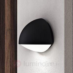 Philips Dust - Applique extérieure électrique LED ronde en aluminium hauteur 17cm