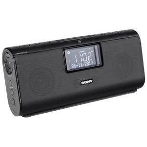 Sony ICF-CS20BT - Radio réveil avec Bluetooth et NFC