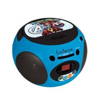 Lexibook RCD102AV - Lecteur CD radio Avengers