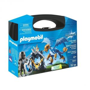 Playmobil 5657 Knights - Valisette Chevaliers du dragon